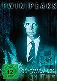 Twin Peaks - Season 2, Teil 1 [3 DVDs] - David J. Latt