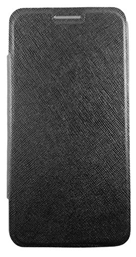 Samsung Galaxy Grand Prime G530H Flip Cover; Flip Cover Case for Samsung Galaxy Grand Prime G530 Black Sparkle  available at amazon for Rs.175
