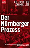 Der Nürnberger Prozeß - Joe J. Heydecker, Johannes Leeb