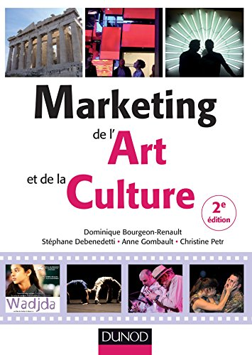 Marketing de l'art et de la culture - 2e éd.