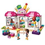 #3: Toyshine Ice Cream Candy Parlor Building Blocks, 181 Pcs