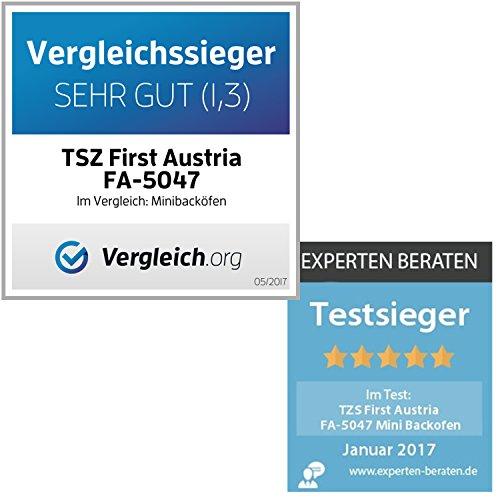 TZS First Austria Mini-Backofen 60 Liter - 7
