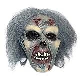 Halloween Maske Horror Maske Zombie Dekoration Requisiten Film Performance Spielzeug Teufel Gesichtsschutz Requisiten