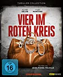 Vier im roten Kreis - Thriller Collection [Blu-ray] -