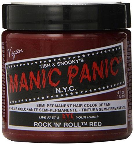 Manic Panic Haartönung ROCK 'N' ROLL RED