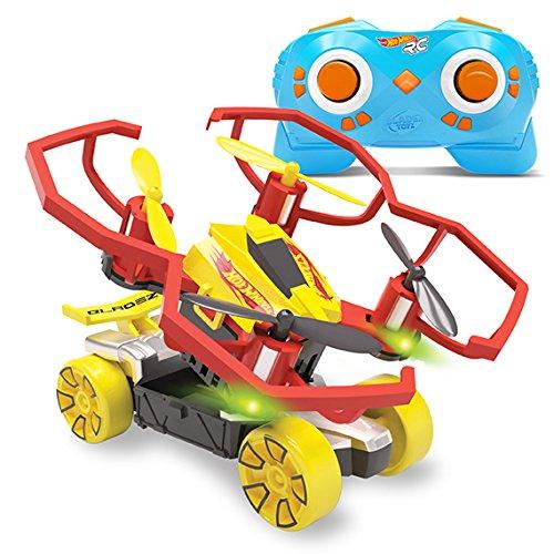 ferngesteuerte hot wheels Hot Wheels Drone Racerz Bladez Fahrzeug-Set