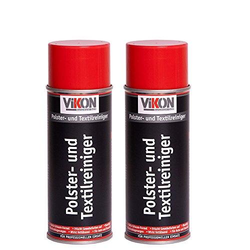 2-dosen-vikon-polster-und-textilreiniger-spray-400-ml-aktiv-schaumreiniger