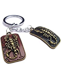 Scorpion Metal Keychain 2 In One New Design Best Collectible & Gifting Item