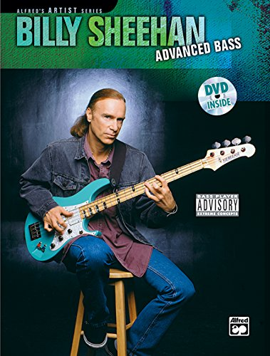 Billy Sheehan: Advanced Bass (Alfred's Artist)