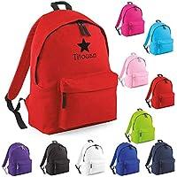 Sac à dos enfant Etoile pour l'école, les activités sportive, les loisirs, sac personnalisé avec un prénom