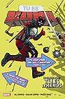 Tu es Deadpool : le comics dont tu es le héros par Espin