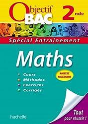Objectif Bac - Entraînement - Maths 2nde