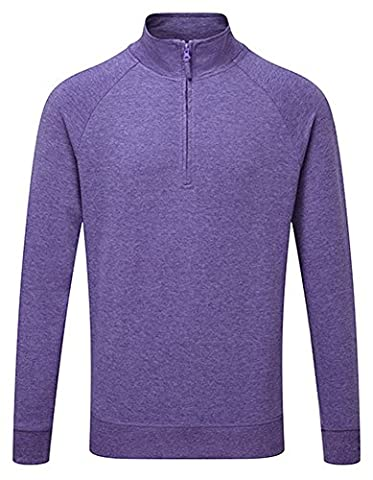 Russell - Sweat-shirt - Manches Longues - Homme - violet - 40