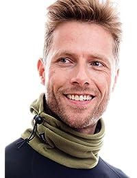 Hilltop Products 100 % FLEECE - cache-cou chaud foulard multifonctionnel en  polaire. Chauffe 7c1546decee