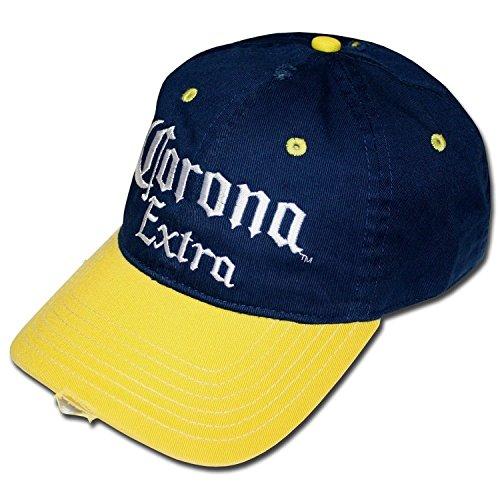 corona-extra-curved-bill-snapback-baseball-cap