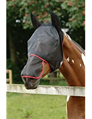 Battle, Hayward and Bower–Masque Anti-Insectes pour chevaux
