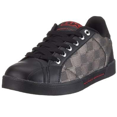 British Knights Saben B22-3617, Unisex - Erwachsene Sneaker, schwarz, (blk/red 05), EU 41