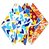 Kuber Industries™ Cotton Roti Cover/Chapati Cover/Roti Rumals Set of 3 Pcs (Assorted)