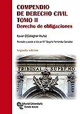 Compendio de Derecho Civil Tomo II: 2 (Manuales)