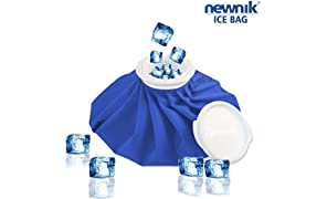 Newnik Ice Bag IC900 Pain Relief, Blue