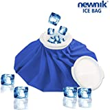 Newnik Ice Bag Used for First Aid, Sports Injury, Pain Relief and Cold Therapy