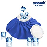 #6: Newnik Cool Pack Ice Bag - 9 inch (Blue)