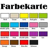 3er Set Wandregal Bücherregal, Cube Regal CD-regal, MDF Holz, Farben auswählbar, Weiß-Rot RG9229rt - 7