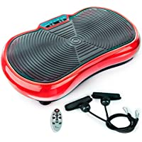 Preisvergleich für Vibrationsplatte mit mit Metallklammern, Ausübung und Fernbedienung