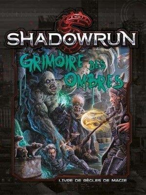 Jeux de Rôles - Shadowrun 5 ° Edition Grimoire des ombres
