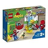 LEGO DUPLO Super Heroes Spider-Man vs. Electro - Juguete didactico de...