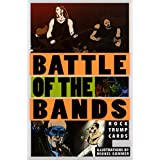 Battle of the Bands: Rock Trump Cards (Magma for Laurence King)