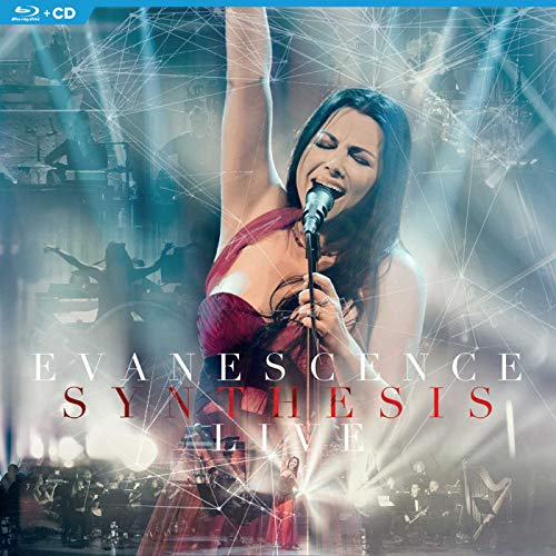 Synthesis Live (Blu-Ray + CD) [Blu-ray + CD] [Import anglais]