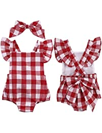 Amazon.it  abbigliamento neonato maschio - Bambine e ragazze ... 5e1c1113da4