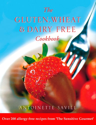 The gluten wheat and dairy free cookbook over 200 allergy free a lower priced version of this book is available forumfinder Choice Image