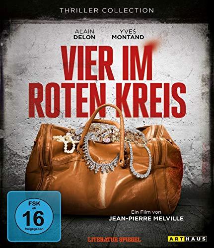 Vier im roten Kreis - Thriller Collection [Blu-ray]