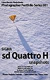 Foton Electric Photo Books Photographer Portfolio Series 081 SIGMA sd Quattro H snapshots: 35mm F1.4 DG HSM | Art/50mm F1.4 DG HSM | Art/18-35mm F1.8 DC ... 105mm F2.8 EX DG OS HSM (English Edition)