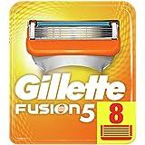 Gillette Fusion5 Razor Blades, 8 Refills