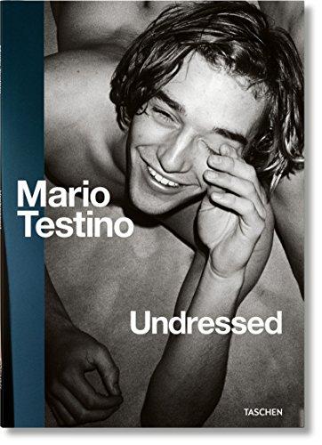 Erotische Adult Kostüm - Mario Testino. Undressed
