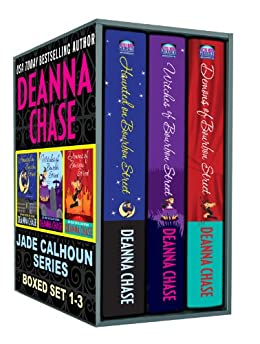 Jade Calhoun Series Boxed Set (Books 1-3) (English Edition) di [Chase, Deanna]