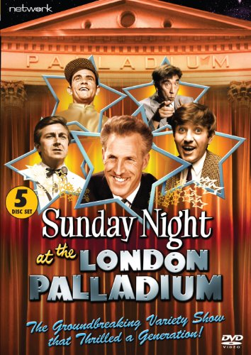 Sunday Night at the London Palladium - Volumes 1 and 2 [Edizione: Regno Unito]
