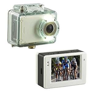 HD 1080p Action Sports caméra DV écran tactile de 2,0 pouces étanche