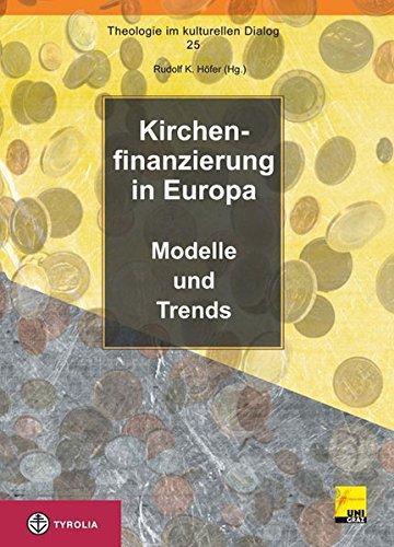 Image of Kirchenfinanzierung in Europa: Modelle und Trends (Theologie im kulturellen Dialog)