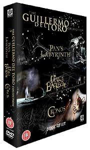 Guillermo Del Toro Collection (Pan's Labyrinth, Cronos, The Devil's Backbone) [DVD] [2006]