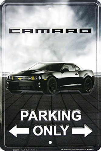 chevrolet-camaro-parking-blechschild-flach-neu-30x20cm-s256