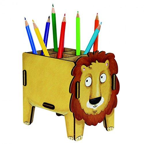Stiftebox Vierbeiner Löwe