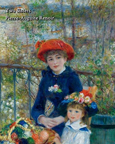Two Sisters (Pierre-Auguste Renoir) - Notebook/Journal: 8