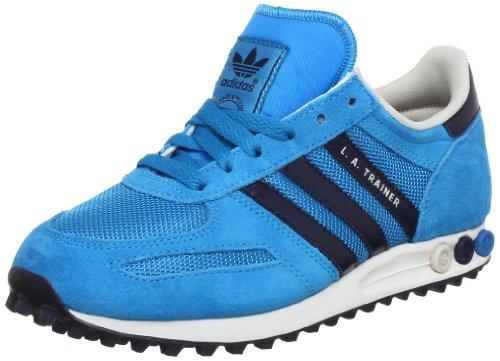 adidas Originals  LA TRAINER W, Sneakers Basses femme Bleu