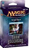 Magic the Gathering Dark Ascension DKA Sealed Intro Starter Deck Black Blue Relentless Dead by Magic: The Gathering (English Manual)