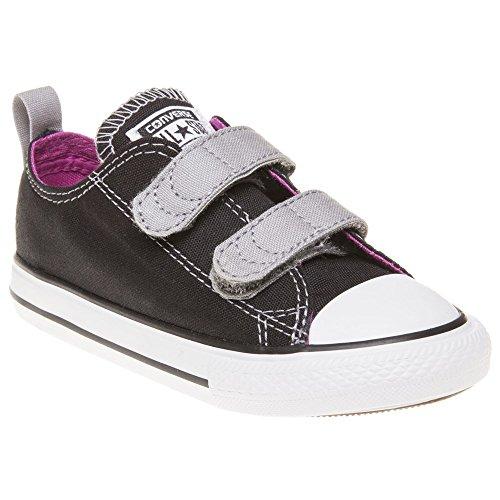 Converse Chuck Taylor All Star 2v Infants Baskets Mode Noir