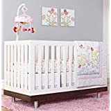 Just Born Crib Bedding Set, Botanica by Just Born
